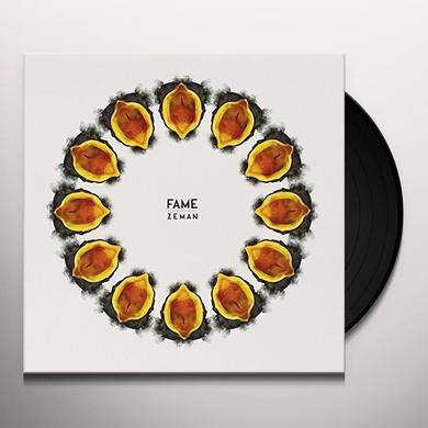 ZEMAN FAME Vinyl Record