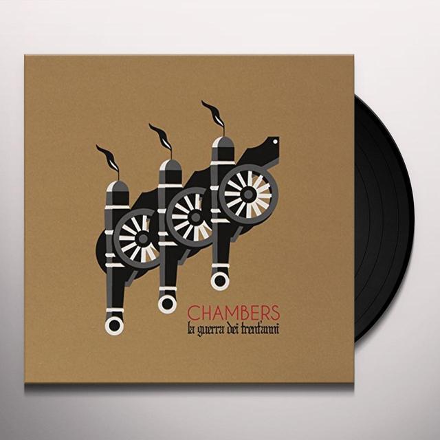 CHAMBERS LA GUERRA DEI TRENT'ANNI Vinyl Record
