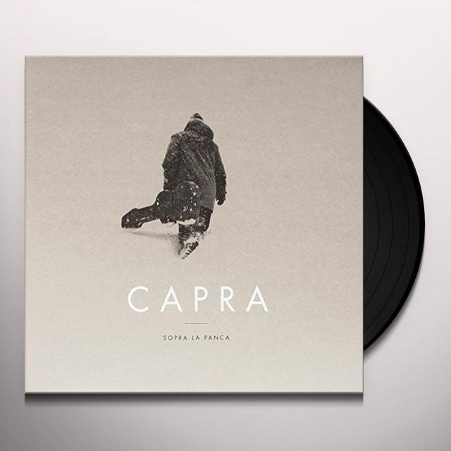 Capra SOPRA LA PANCA Vinyl Record