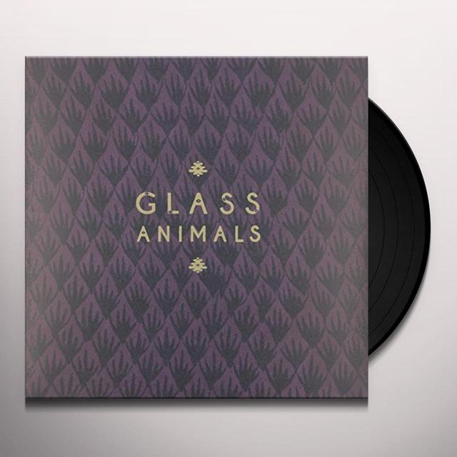 Glass Animals REMIXES Vinyl Record - Holland Import