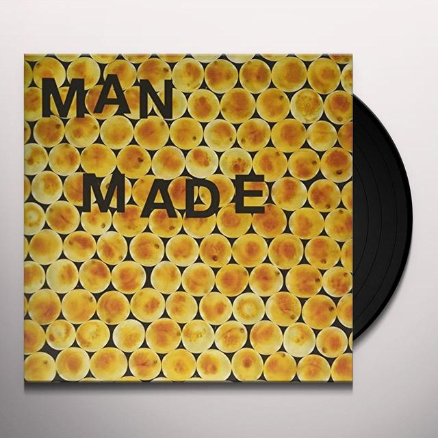 MAN MADE CARSICK CARS (EP) Vinyl Record - UK Import