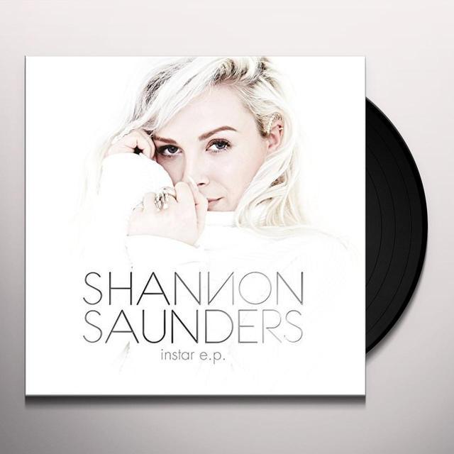 Shannon Saunders INSTAR Vinyl Record - UK Import