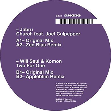 Will Saul / Kommon TWO FOR ONE Vinyl Record