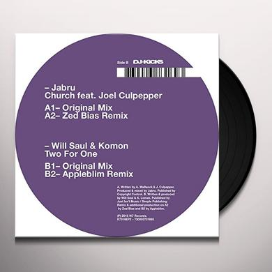 Will Saul / Kommon TWO FOR ONE Vinyl Record - UK Import