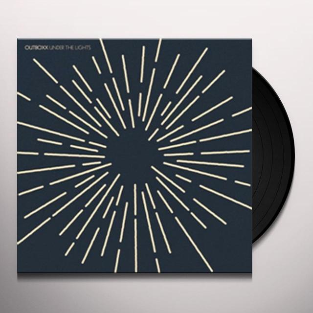 Outboxx UNDER THE LIGHTS (EP) Vinyl Record - UK Release