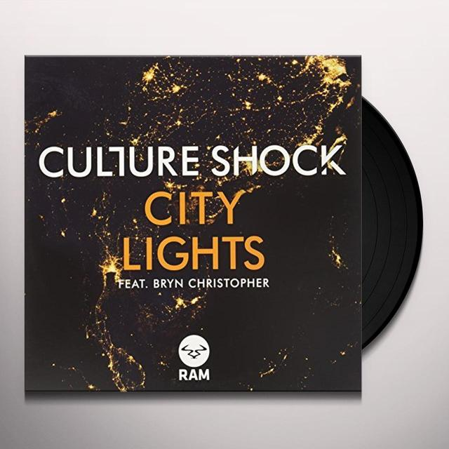 Culture Shock CITY LIGHTS Vinyl Record - UK Release