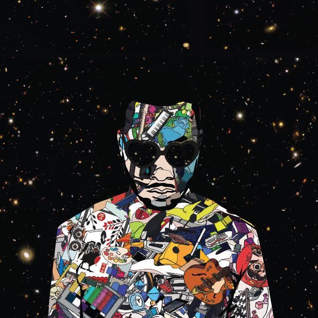Seven Davis Jr. UNIVERSES Vinyl Record - UK Import