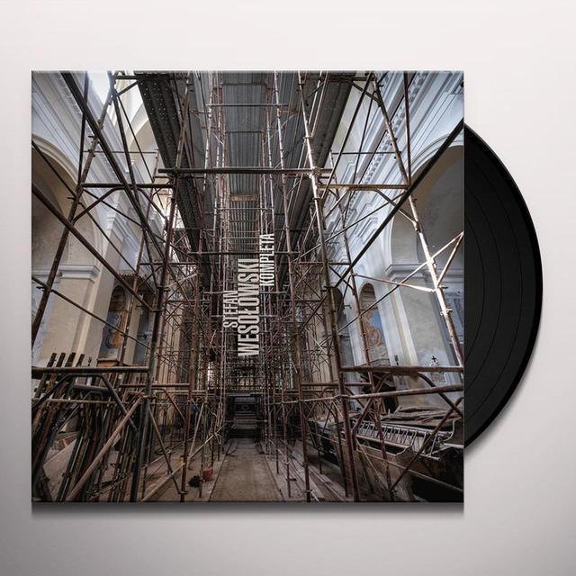 Stefan Wesolowski KOMPLETA Vinyl Record