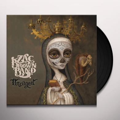 Zac Brown Band UNCAGED Vinyl Record