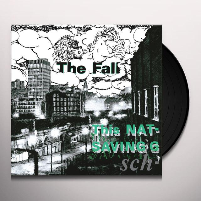 Fall THIS NATION'S SAVING GRACE Vinyl Record
