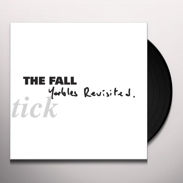 Fall SCHTICK: YARBLES Vinyl Record