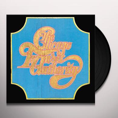 CHICAGO TRANSIT AUTHORITY Vinyl Record