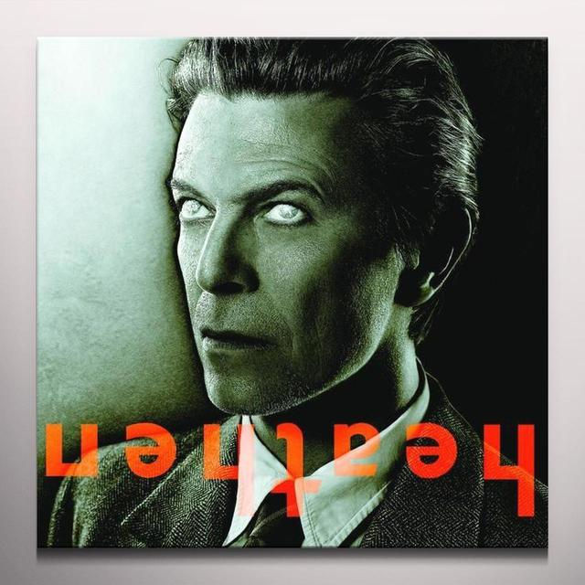David Bowie HEATHEN Vinyl Record