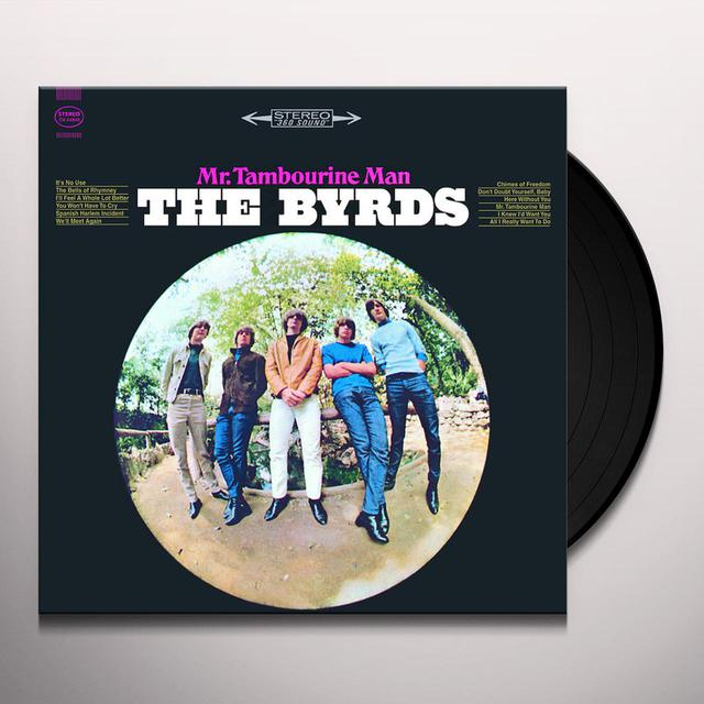 The Byrds MR TAMBOURINE MAN Vinyl Record