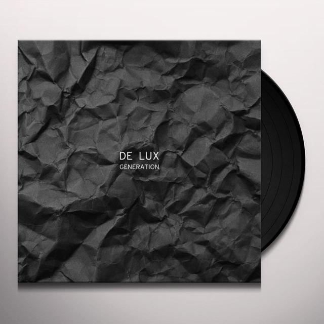De Lux GENERATION Vinyl Record