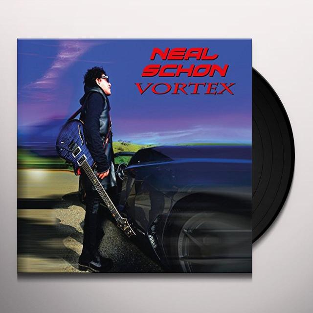 Neal Schon VORTEX Vinyl Record - 180 Gram Pressing, Digital Download Included