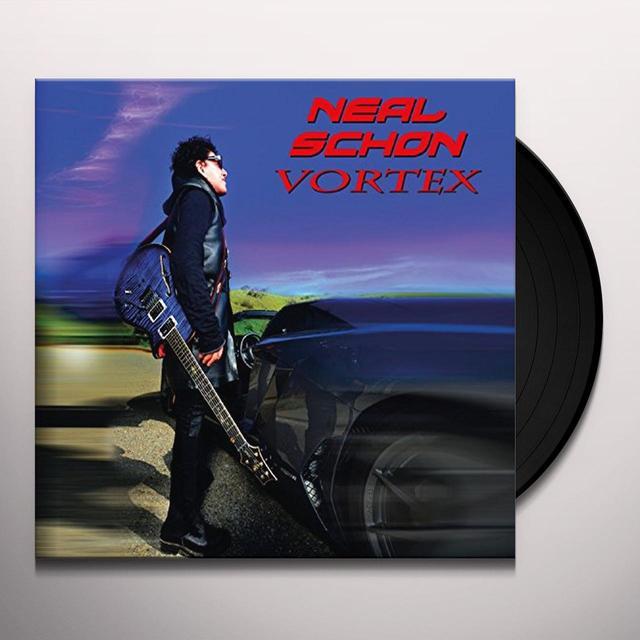 Neal Schon VORTEX Vinyl Record