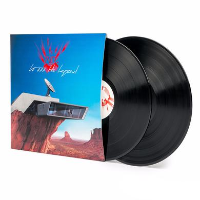 Air 10,000 HZ LEGEND Vinyl Record