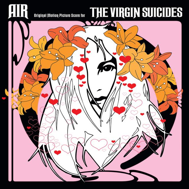 Air VIRGIN SUICIDES Vinyl Record