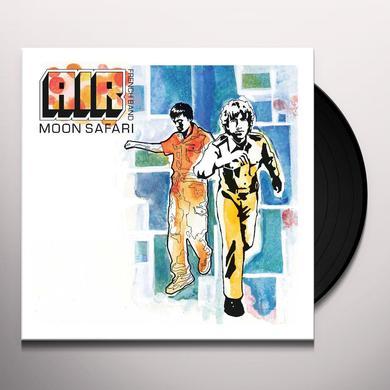 Air MOON SAFARI Vinyl Record