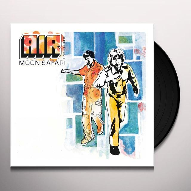 Air MOON SAFARI Vinyl Record - 180 Gram Pressing
