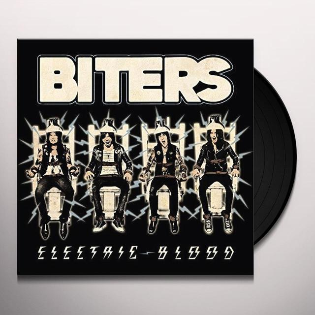 Biters ELECTRIC BLOOD Vinyl Record