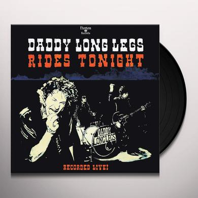 Daddy Long Legs RIDES TONIGHT-RECORDED LIVE! Vinyl Record