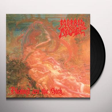 Morbid Angel BLESSED ARE THE SICK Vinyl Record - Reissue