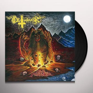 Deathhammer EVIL POWER Vinyl Record