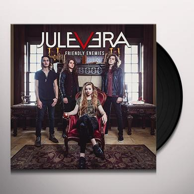 Jule Vera FRIENDLY ENEMIES Vinyl Record