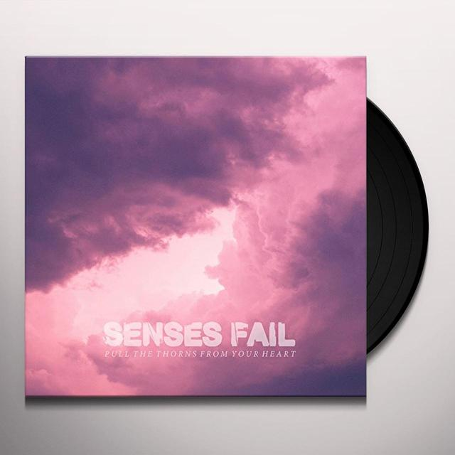 Senses Fail PULL THE THORNS FROM YOUR HEART Vinyl Record