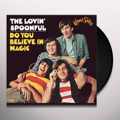 The Lovin' Spoonful DO YOU BELIEVE IN MAGIC Vinyl Record