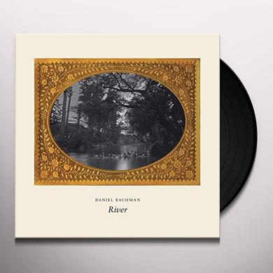 Daniel Bachman RIVER Vinyl Record - Gatefold Sleeve, Digital Download Included