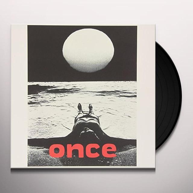 Aminadav Aloni ONCE / O.S.T. Vinyl Record