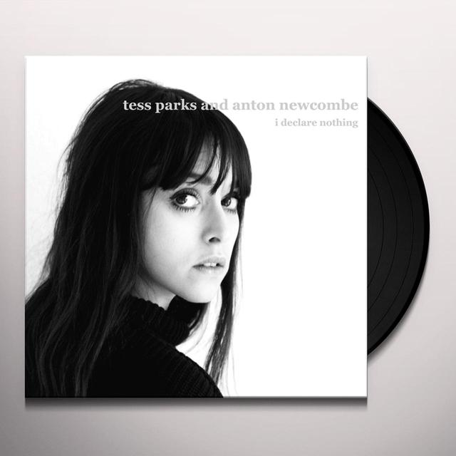 Tess Parks & Anton Newcombe DECLARE NOTHING Vinyl Record