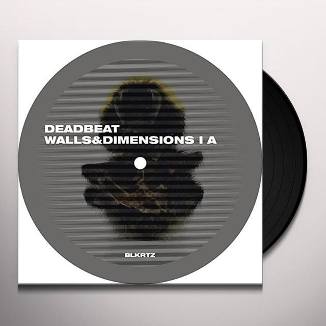 Deadbeat WALLS & DIMENSIONS I Vinyl Record