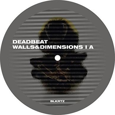 Deadbeat WALLS & DIMENSIONS I Vinyl Record