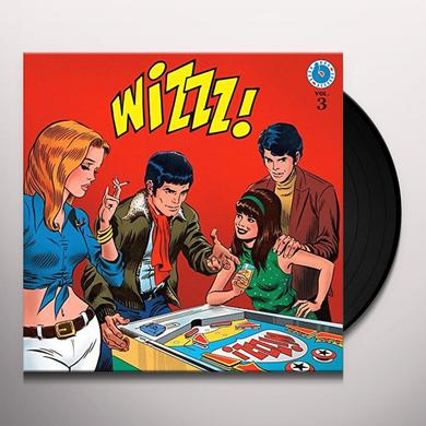 WIZZZ FRENCH PSYCHORAMA 1967-1970 VOLUME 3 / VAR Vinyl Record