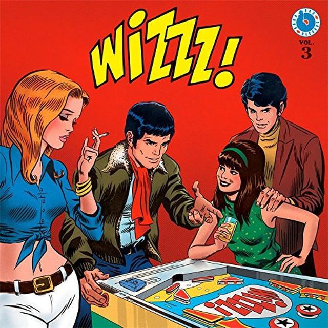 WIZZZ FRENCH PSYCHORAMA 1967-1970 VOLUME 3 / VAR