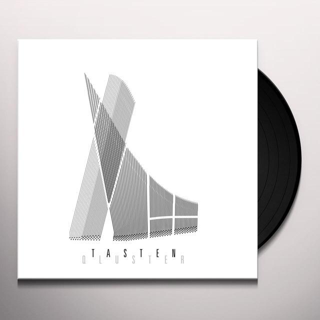 Qluster TASTEN Vinyl Record - w/CD
