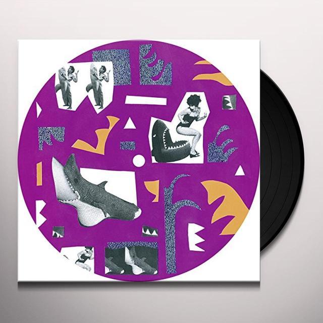 Dany F WOUHAU Vinyl Record