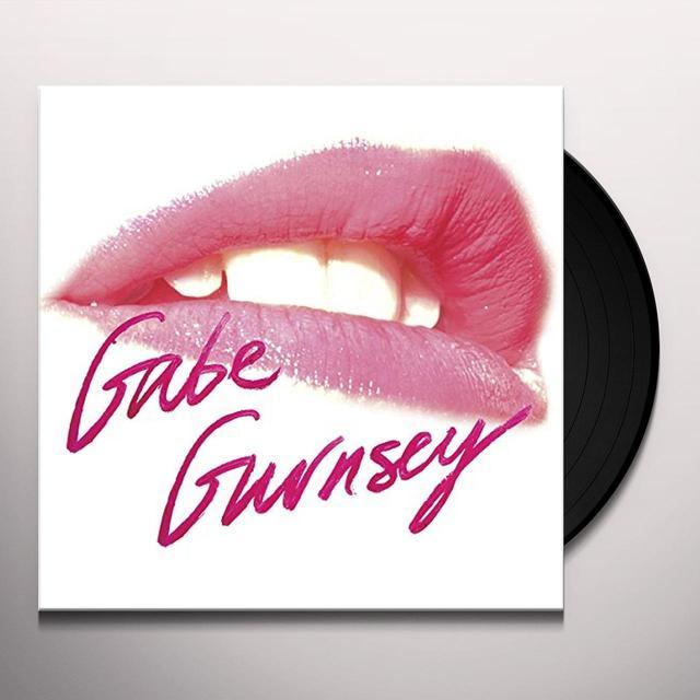Gabe Gurnsey FALLING PHASE Vinyl Record