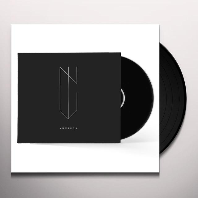 NYVES ANXIETY Vinyl Record