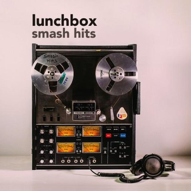 Lunchbox SMASH HITS Vinyl Record