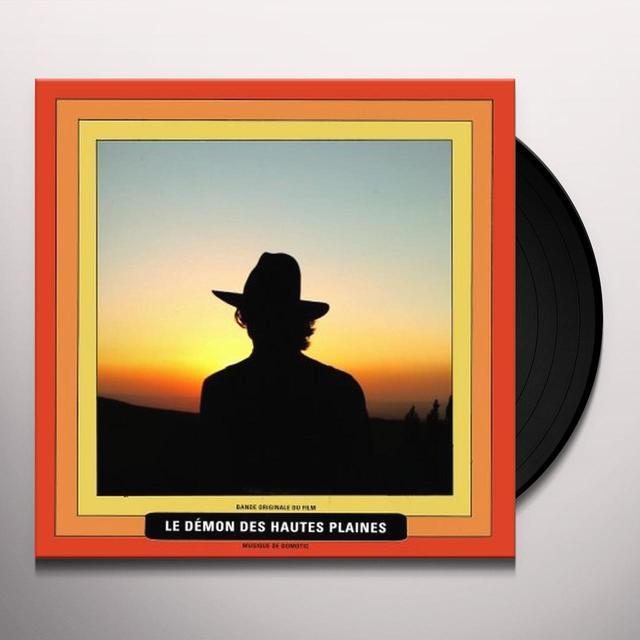 Domotic LE DEMON DES HAUTES PLAINES Vinyl Record