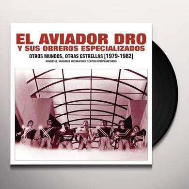 AVIADOR DRO OTROS MUNDOS OTRAS ESTRELLAS (1979-1982) Vinyl Record