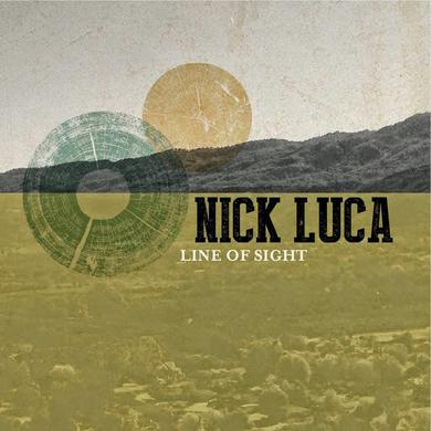 Nick Luca Trio (Luca) LINE OF SIGHT Vinyl Record