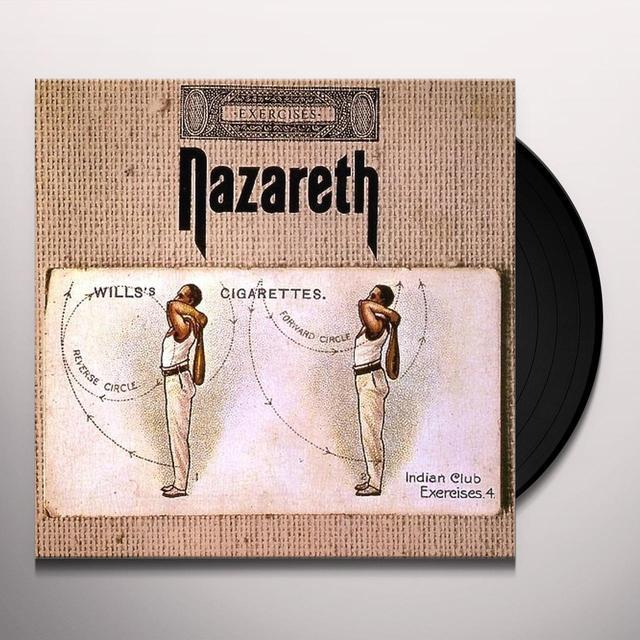 Nazareth EXERCISES Vinyl Record