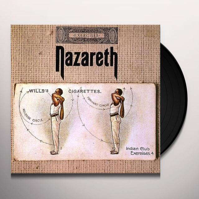 Nazareth EXERCISES Vinyl Record