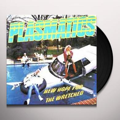 Plasmatics NEW HOPE FOR THE WRETCHED Vinyl Record - Gatefold Sleeve
